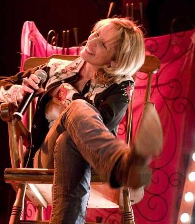 """Baptême très country music de la """" Rose Alleyson """""""